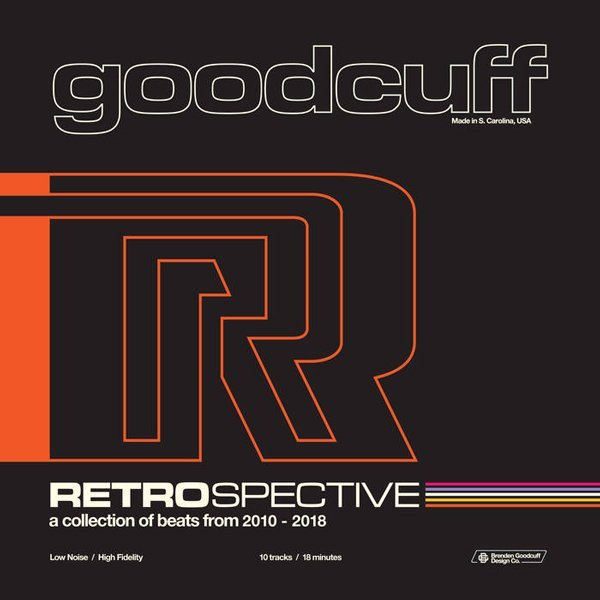 Goodcuff Retrospective Album Cover