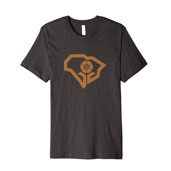 Homegrown In South Carolina Shirt Front