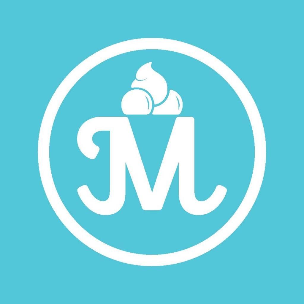logo for Marion's Gelato